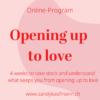 S'ouvrir à l'amour avec Sandy Kaufmann