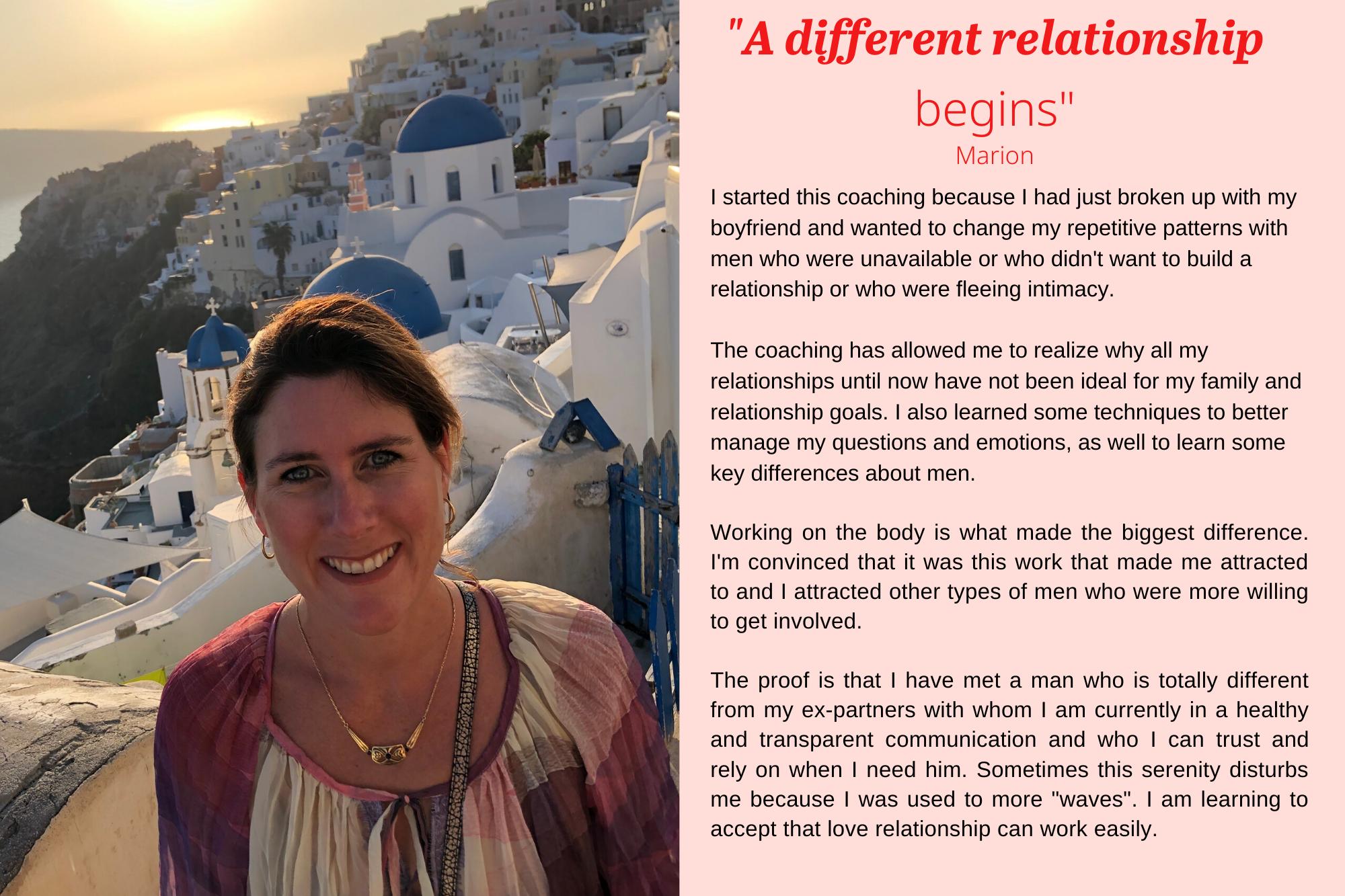 Témoignage amoureux avec Sandy Kaufmann