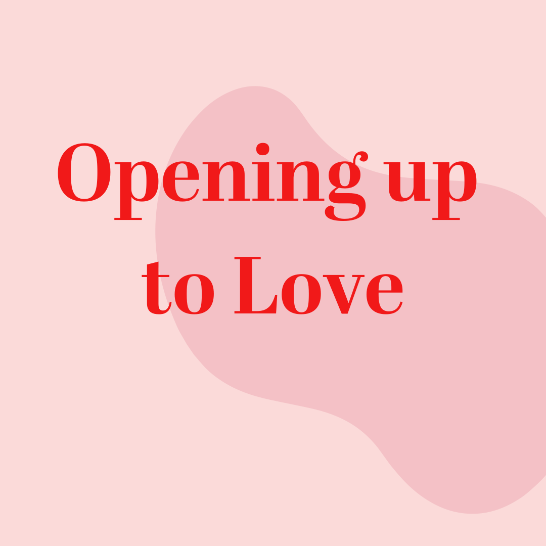 Opening up to love with Sandy Kaufmann
