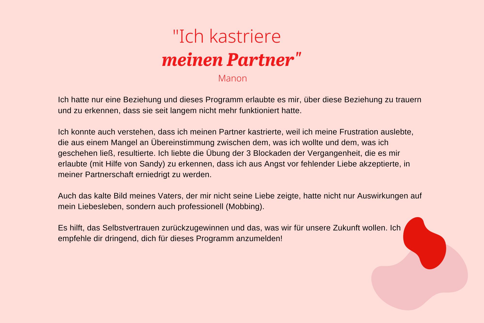 DE_Erfahrungsberichte_Liebescoach_Ich kastriere meinen Partner