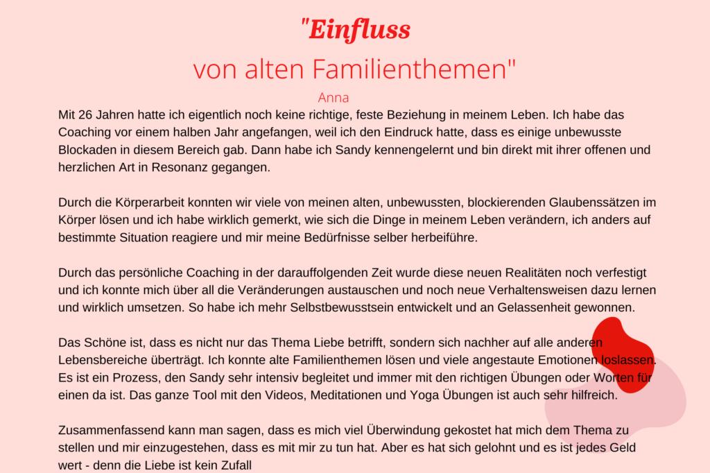 DE_Erfahrungsberichte_Liebescoach_Einfluss von alten Familienthemen